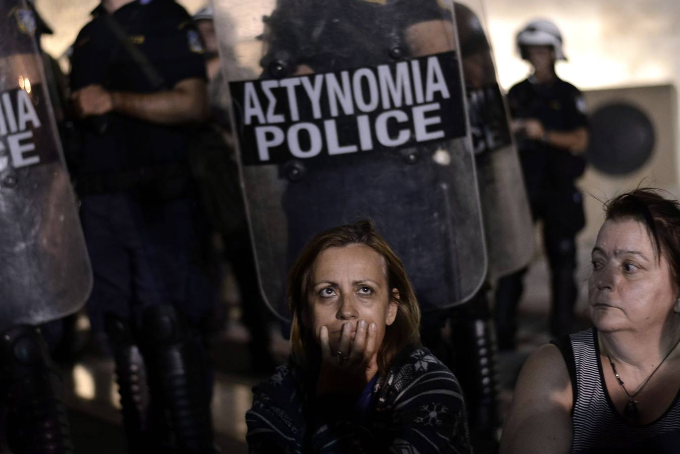 Nuevo 'tijeretazo' de Grecia