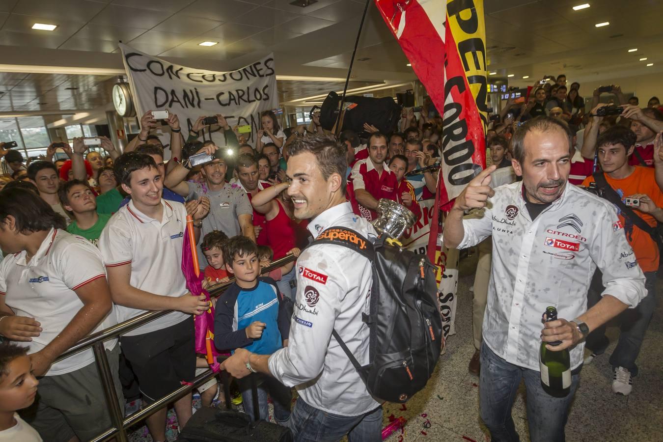 Dani Sordo y Carlos del Barrio,ganadores del Rallye ADAC Alemania 2013 Dani%20sordo%20%286%29