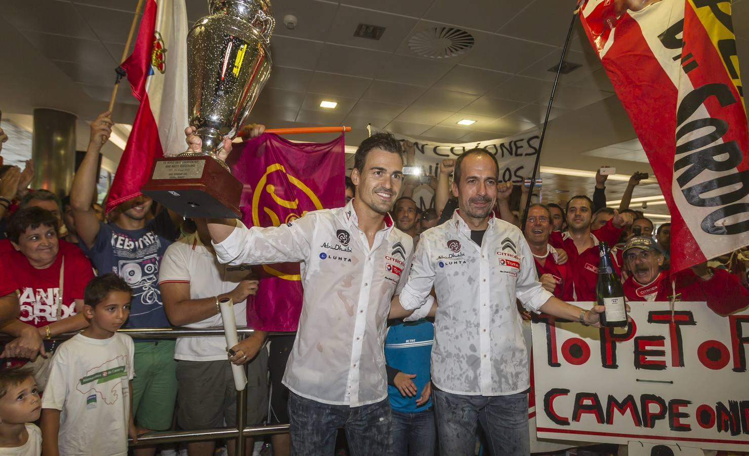 Dani Sordo y Carlos del Barrio,ganadores del Rallye ADAC Alemania 2013 Dani%20sordo%20%288%29