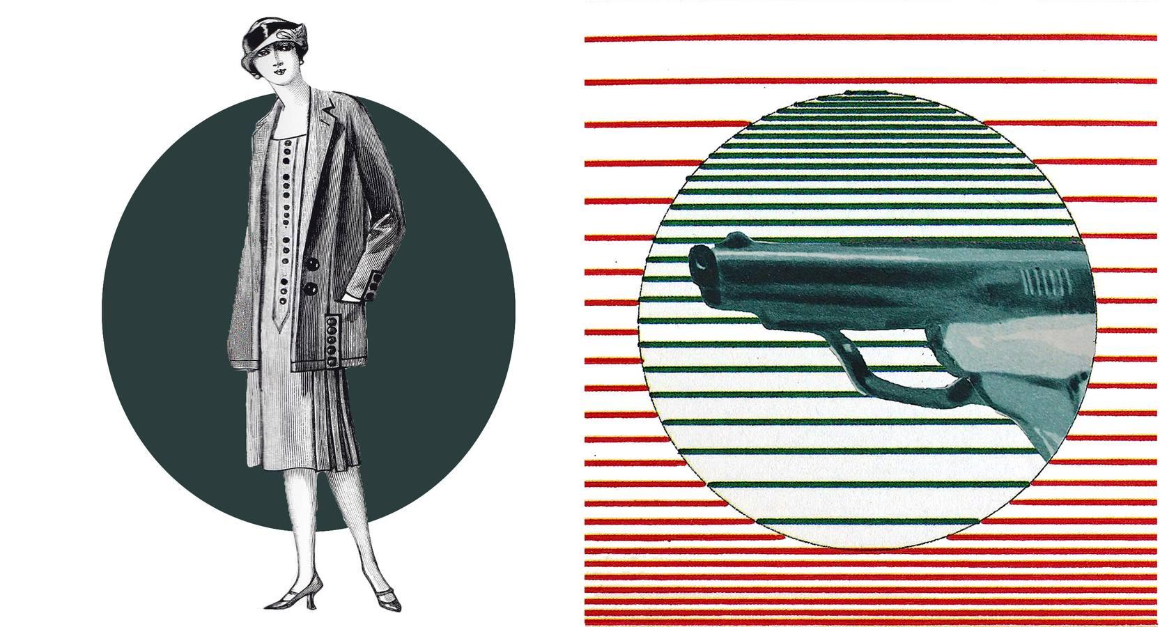 Ilustraciones de Sara Huete para el Relato Encadenado