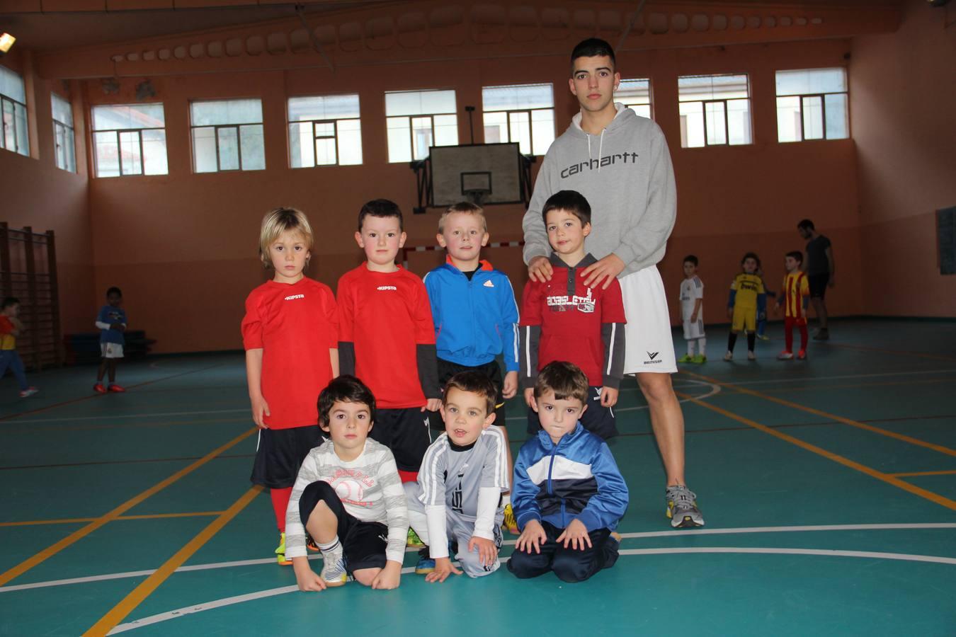 Escuela Futsal de Laredo