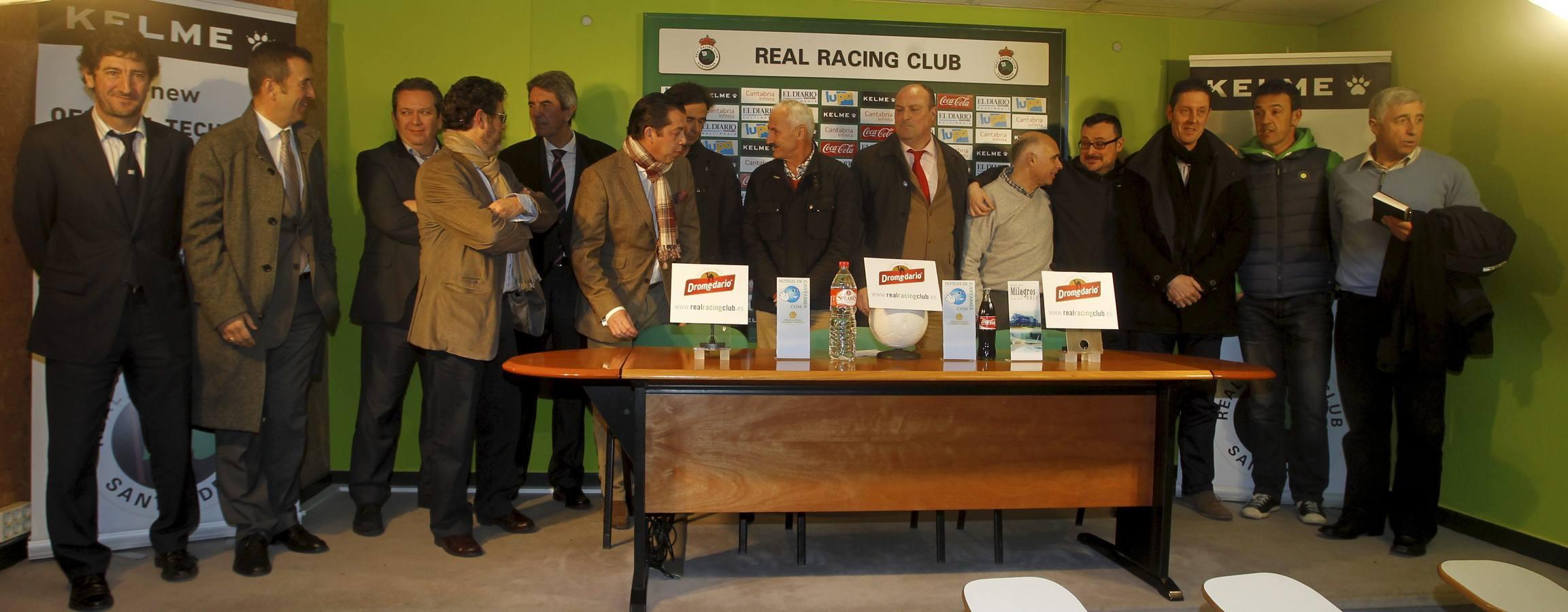 Nuevo Consejo de Administración del Racing
