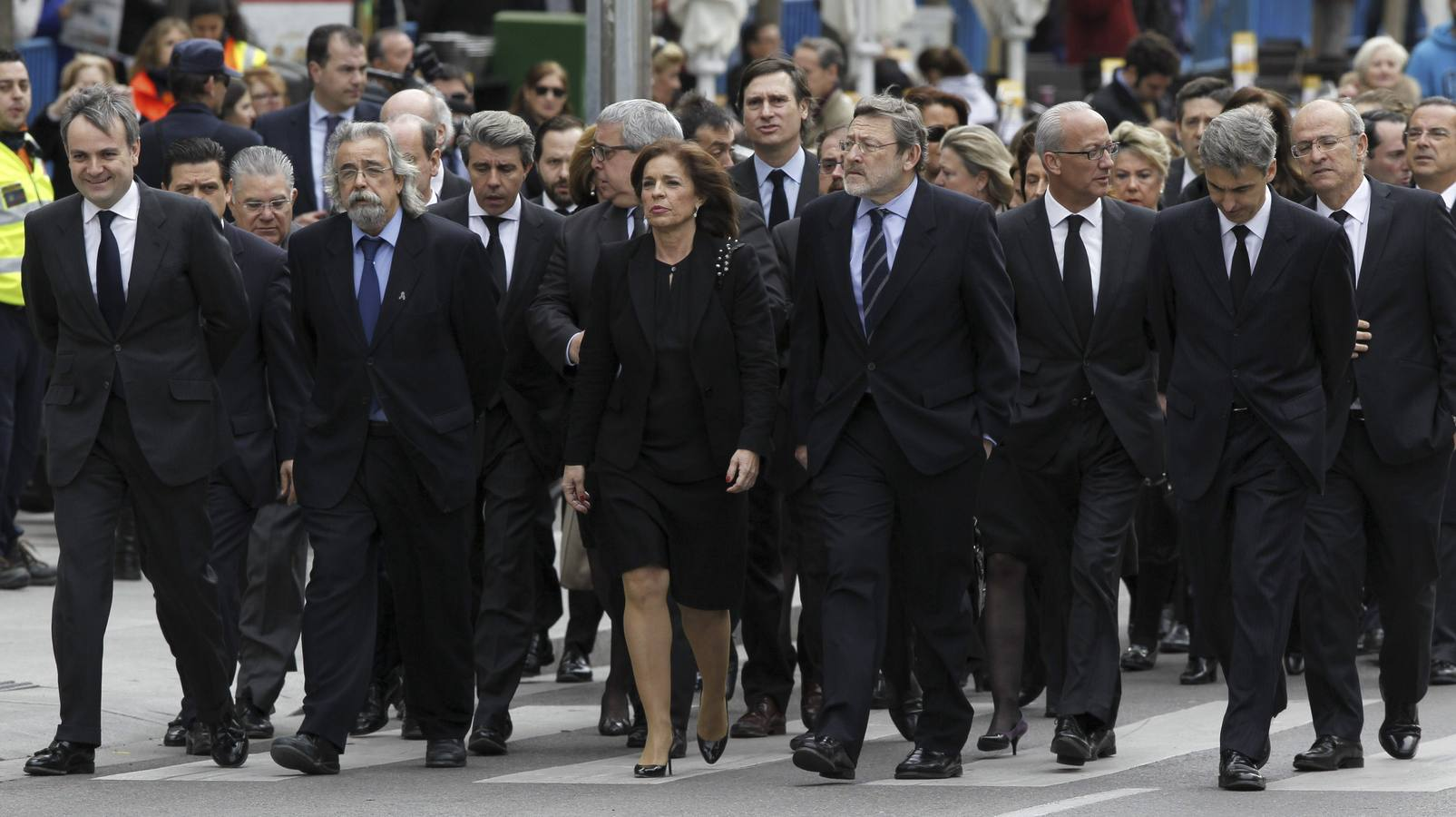 España se despide del hacedor de la Transición