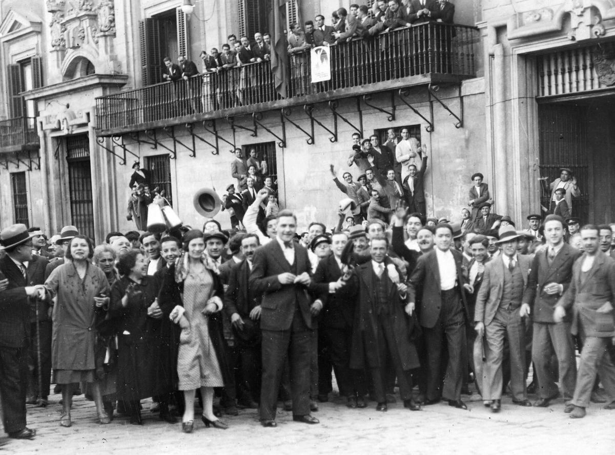 Aniversario de la proclamación de la II República Española